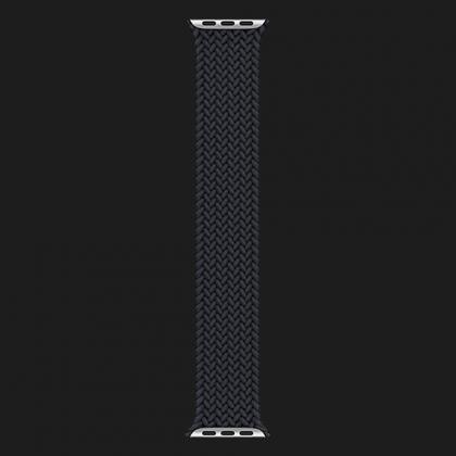 Оригінальний ремінець для Apple Watch 38/40 Charcoal Braided Solo Loop