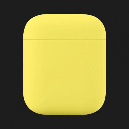 Silicone Case для AirPods (Lemon Yellow)