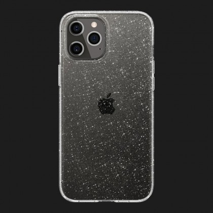 Чохол Spigen Liquid Crystal Glitter для iPhone 12 mini