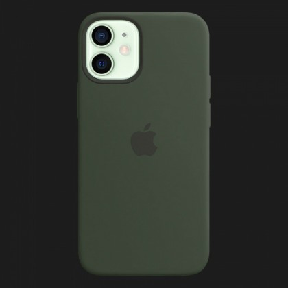 iPhone 12 / 12 Pro Silicone Case — Cyprus Green (Original Assembly)