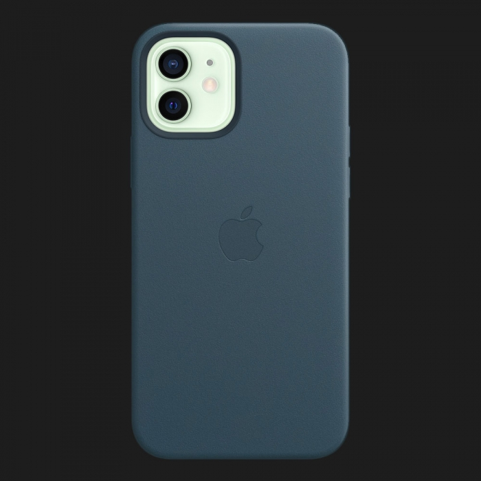 iPhone 12 Silicone Case — Deep Navy (Original Assembly)