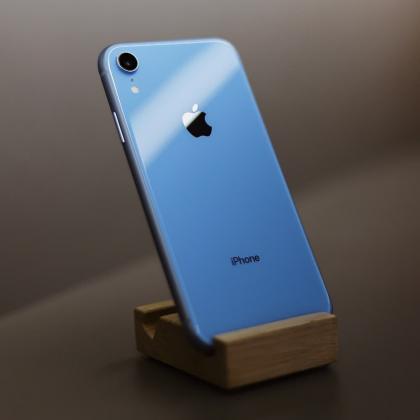 б/у iPhone XR 64GB, відмінний стан (Blue)