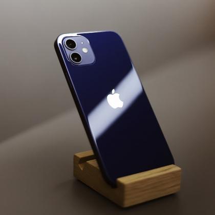 б/у iPhone 12 128GB (Blue) (Ідеальний стан)