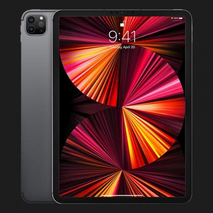 Планшет Apple iPad Pro 11 2021, 1TB, Space Gray, Wi-Fi + LTE (MHWC3)