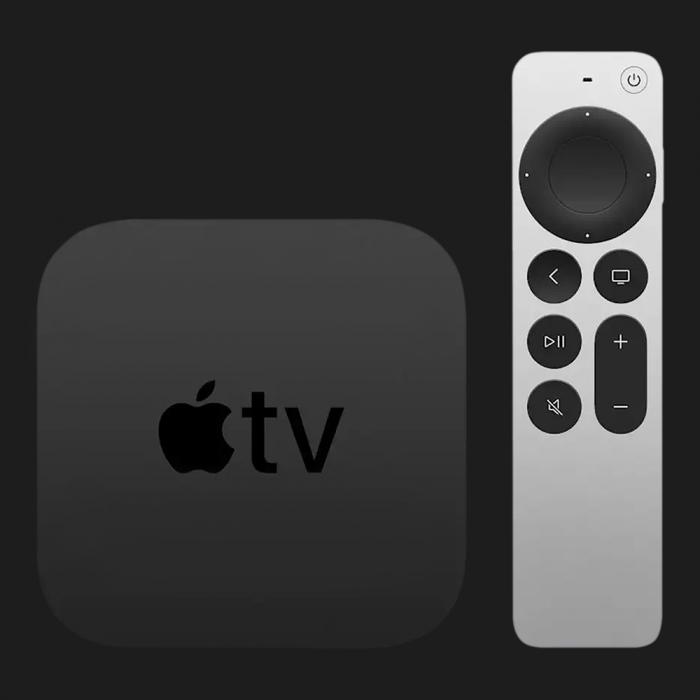 Apple TV 4k 64GB (2021) — купити по ціні 0 $ в Ябко ⚡