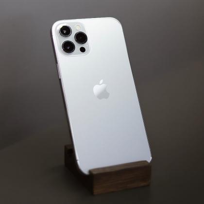 б/у iPhone 12 Pro 128GB (Silver) (Відмінний стан)