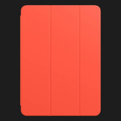 Оригінальний чохол Apple Smart Folio iPad Pro 12.9 (Electric Orange) (MJML3)