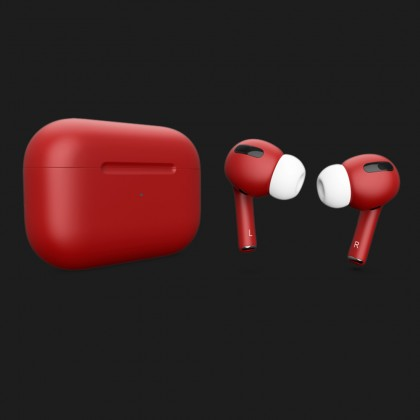 Навушники Apple AirPods Pro Red Matte (MWP22)