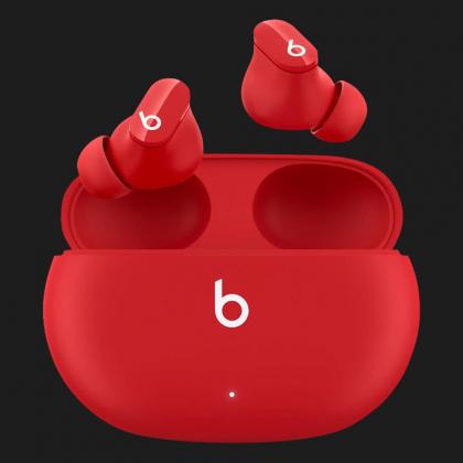 Наушники Beats Studio Buds True Wireless Noise Cancelling Earphones (Red) (MJ503)