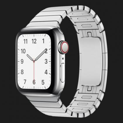 Оригінальний ремінець для Apple Watch 38/40 mm Link Bracelet (Silver) (MUHJ2)