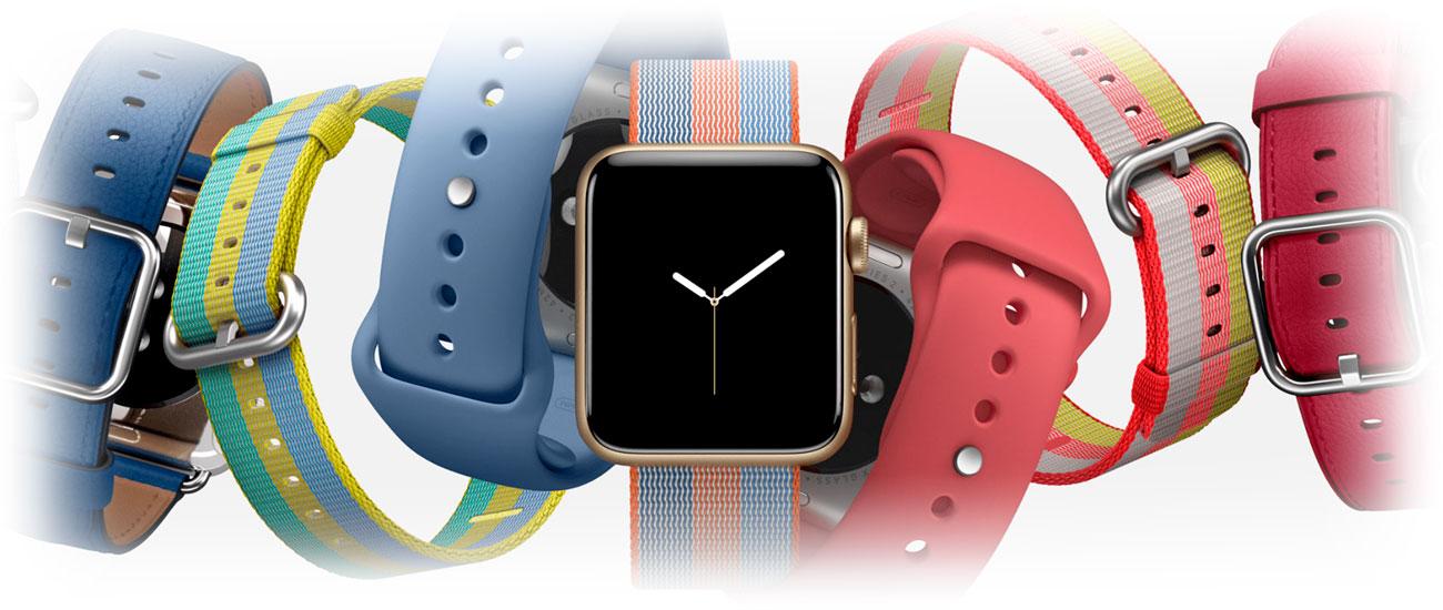 Аксесуари для Apple Watch